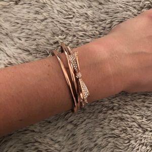 Kate spade and coach bracelets